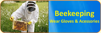 Beekeeping Wear Gloves & Accessories