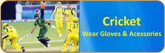 Cricket Wear Gloves & Accessories