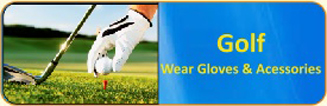Golf Wear Gloves & Accessories