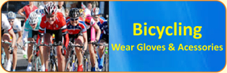 Bicycling Wear Gloves & Accessories