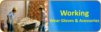 Working Wear Gloves & Accessories
